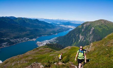 A Sustainable Day in Juneau, Alaska