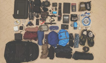A minimalist's guide to packing: 4 months in 40 liters