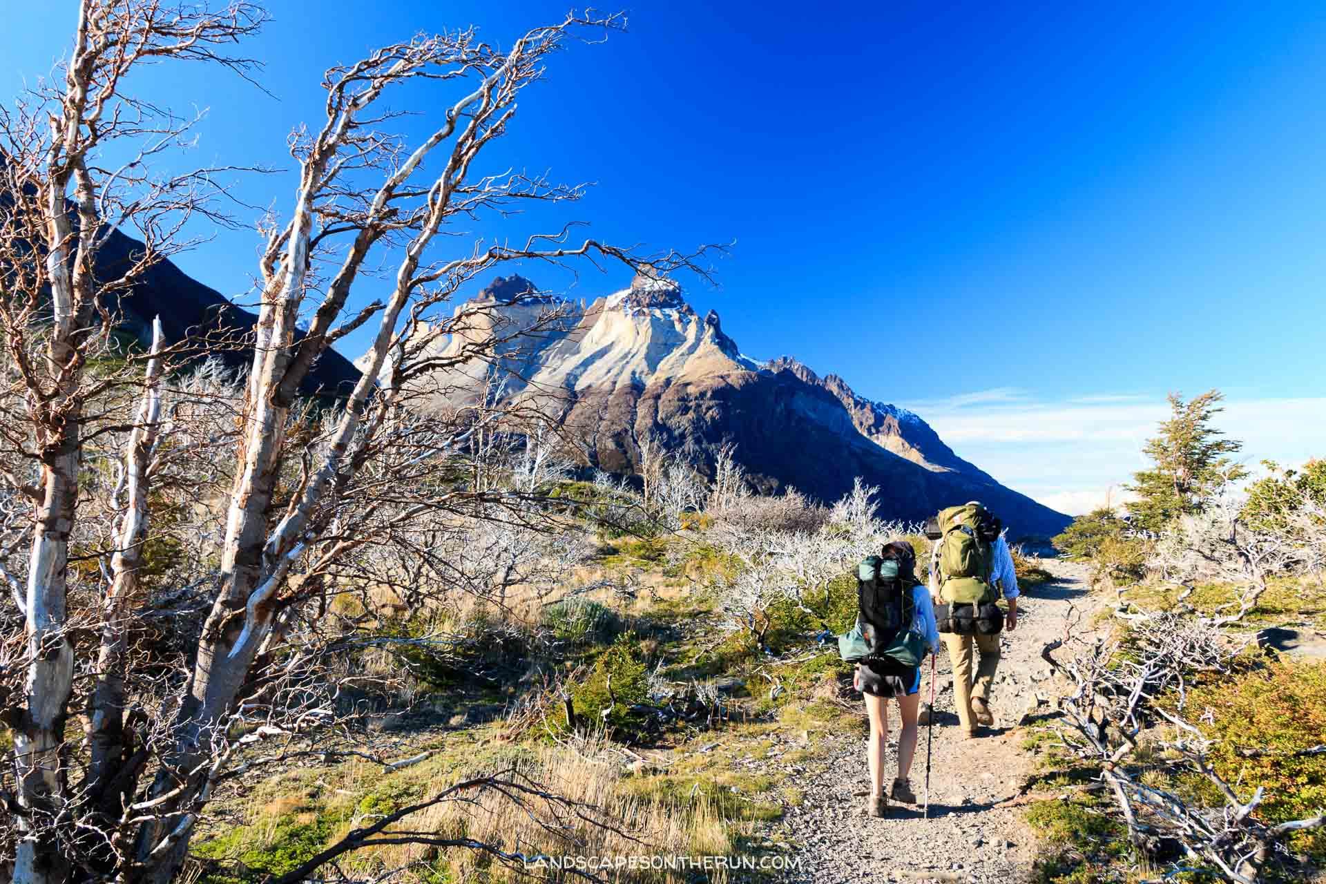 Torres Del Paine People