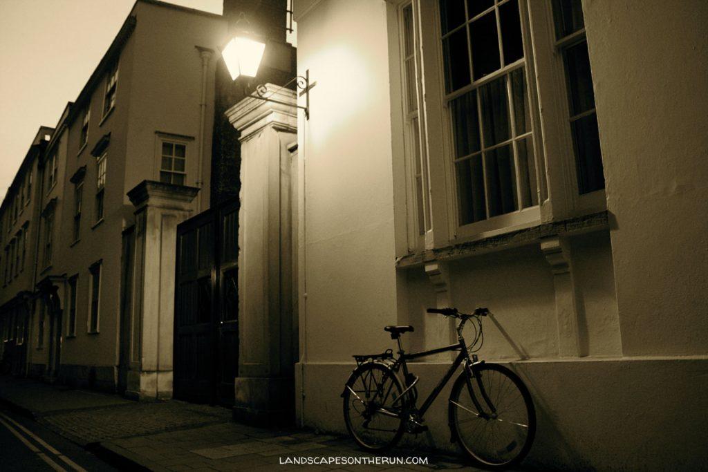 Night in Oxford